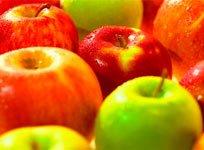 Патиссоны квашенные в моченых яблоках