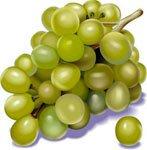 Фаршированные перцы с виноградом и зеленью