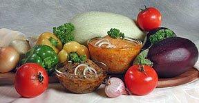 заготовки из кабачков