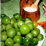заготовка из зеленых помидоров