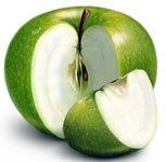 Кабачки в масле с яблоками